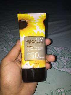 Sunblock SPF 50