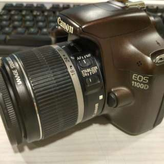 WTS Canon EOS 1100D Full Set