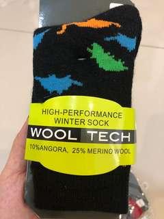 High Performance Winter Sock