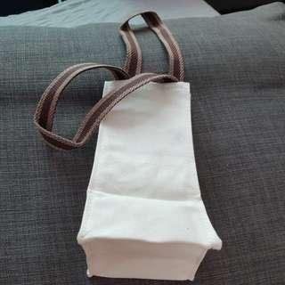 Blank bottle carrier/bag