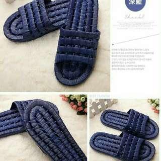 台灣製造PVC舒適室內室外拖鞋