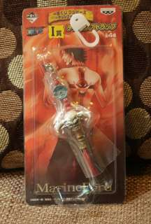Portgas D. Ace One Piece Strap