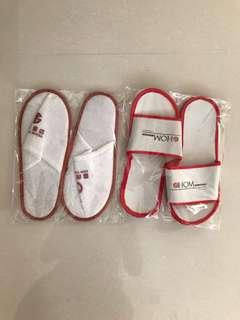 BN Hotel Room Sandals/Slippers/ Bedroom Slippers/Sandals