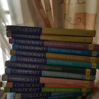 Childcraft - the How and Why Library (for age 7 to 17)