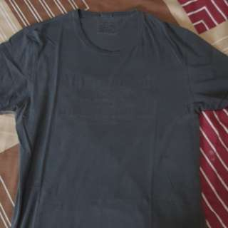 BN Abercrombie & Fitch Garment Dye Graphic Tee
