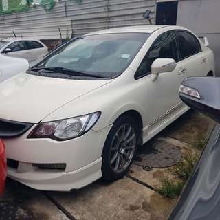 Honda Civic fd 2.0 Manual 2007