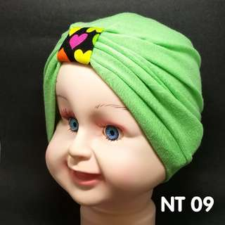 Nisa Plain Turban
