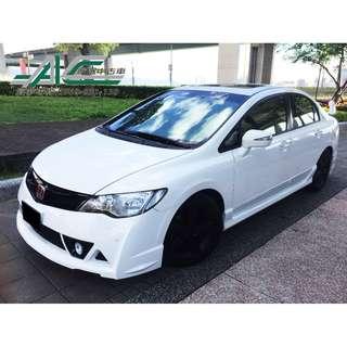 2007 HONDA K12 RR包 頂級快撥 可全額貸 3500交車專案 比ALTIS 讚