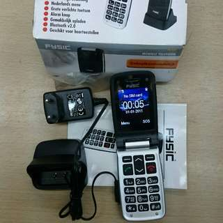 Fysic Mobile phone Fm 9600