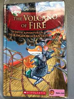 The Volcano of Fire