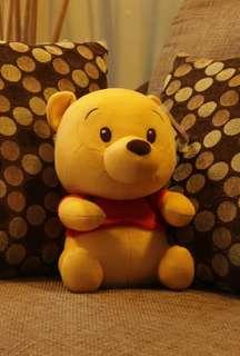 Winnie the Pooh Baby Plush