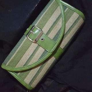 Abacca Clutch Bag