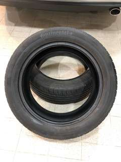 Continental 205/50/16 Tyres