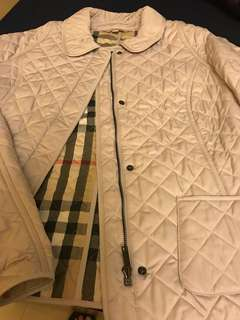 Burberry jacket Size M