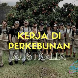 KERJA DI AUSTRALIA FULL TIME