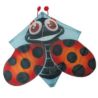 Wahu Popup Kite - Lady Bug