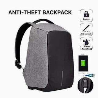 Anti theft bagpack 16inch