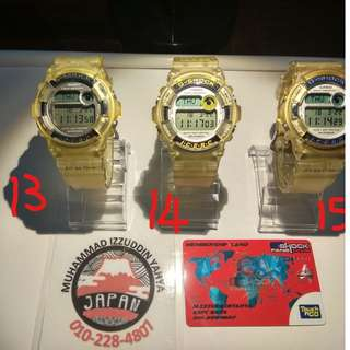 G-SHOCK FOR SALE