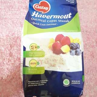 Havermout oat (quick cook oatmeal)