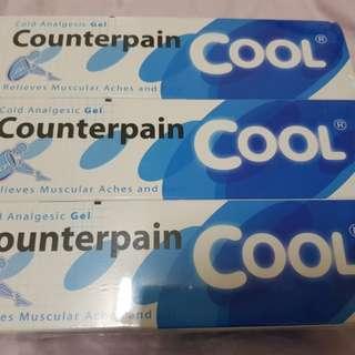泰國 酸痛藥膏 藍色涼感120g