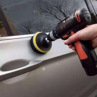 Car polishing waxing machine beauty tools floor electric charging household car scratch repair glaze grinding machine
