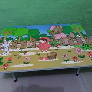Foldable Japanese Table for Sale!