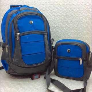 Bagpack set.  17inch