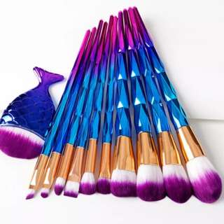 Unicorn Brush Set (Preorder)