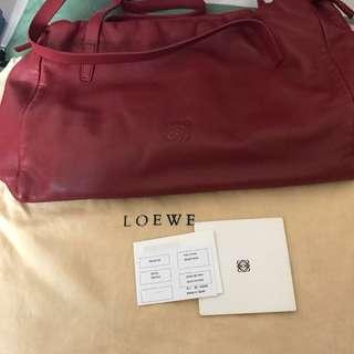 Loewe 小羊皮手袋