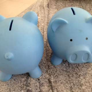Standard Chartered Piggy Bank