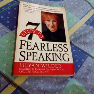 Fearless Speaking