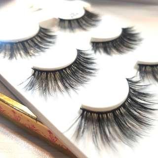 Bulu mata palsu 3D a04 fake lashes