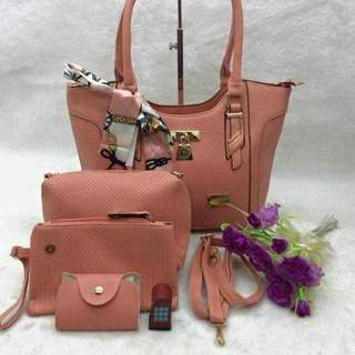Guess bag 5in1 - 14inch