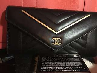 Chanel Wallet 2018最新