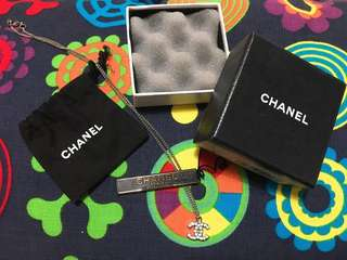 Chanel Necklace chanel CC短頸鏈