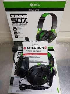 Turtle beach   Earforce Recon 50x Gaming Headset
