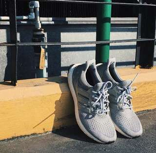 Ultraboost Rope Shoelaces and Flyknits