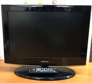 """Samsung LA22A350 22"""" HD-Ready LCD TV 電視"""