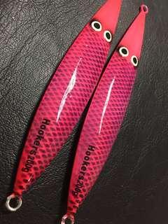 Full lumo Pinky Blade V3. Best Tenggiri Hunter jigs.