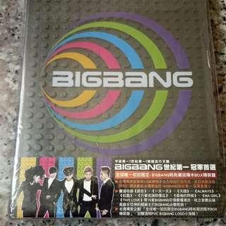 BIGBANG時尚潮流積木BOX精裝盤