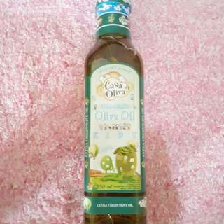 EVOO (EXTRA VIRGIN OLIVE OIL)