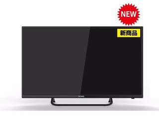 "🐣 CRAZY EASTER DEAL🐣 VDIGI Smart LET TV 40"" (broken screen need to be replaced, but the rest is perfectly functioning)"