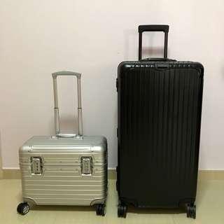 High Quality Stylish Luggage Bag Preorder