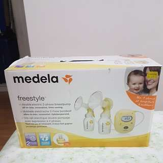 Electric breastpumps - Medela!