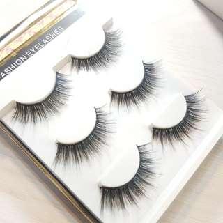 Fake lashes 3D a13