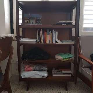 Vintage shelf   (circa 1970s)