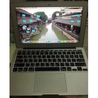 MacBook Air i5 4G/128G(11-inch, Early 2015)