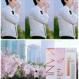 韓國KANU春櫻版 美式溫和咖啡+限量版保溫瓶 (預購)四月底到貨