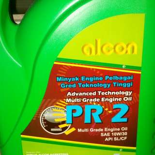 10W30 engine oil perodua/japanese car