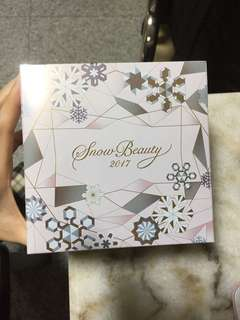 Maquillage Snow Beauty 2017 Brightening Skin Care Powder